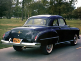 Oldsmobile 76 Club Coupe 1950 wallpapers