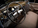 Oldsmobile Six Touring Sedan 1938 wallpapers