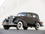 Pictures of Oldsmobile Six Touring Sedan 1936