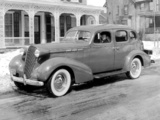 Oldsmobile Six Touring Sedan 1936 wallpapers