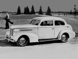 Oldsmobile Series F 2-door Touring Sedan (373611) 1937 wallpapers