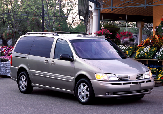 Oldsmobile Silhouette 19962004 Images