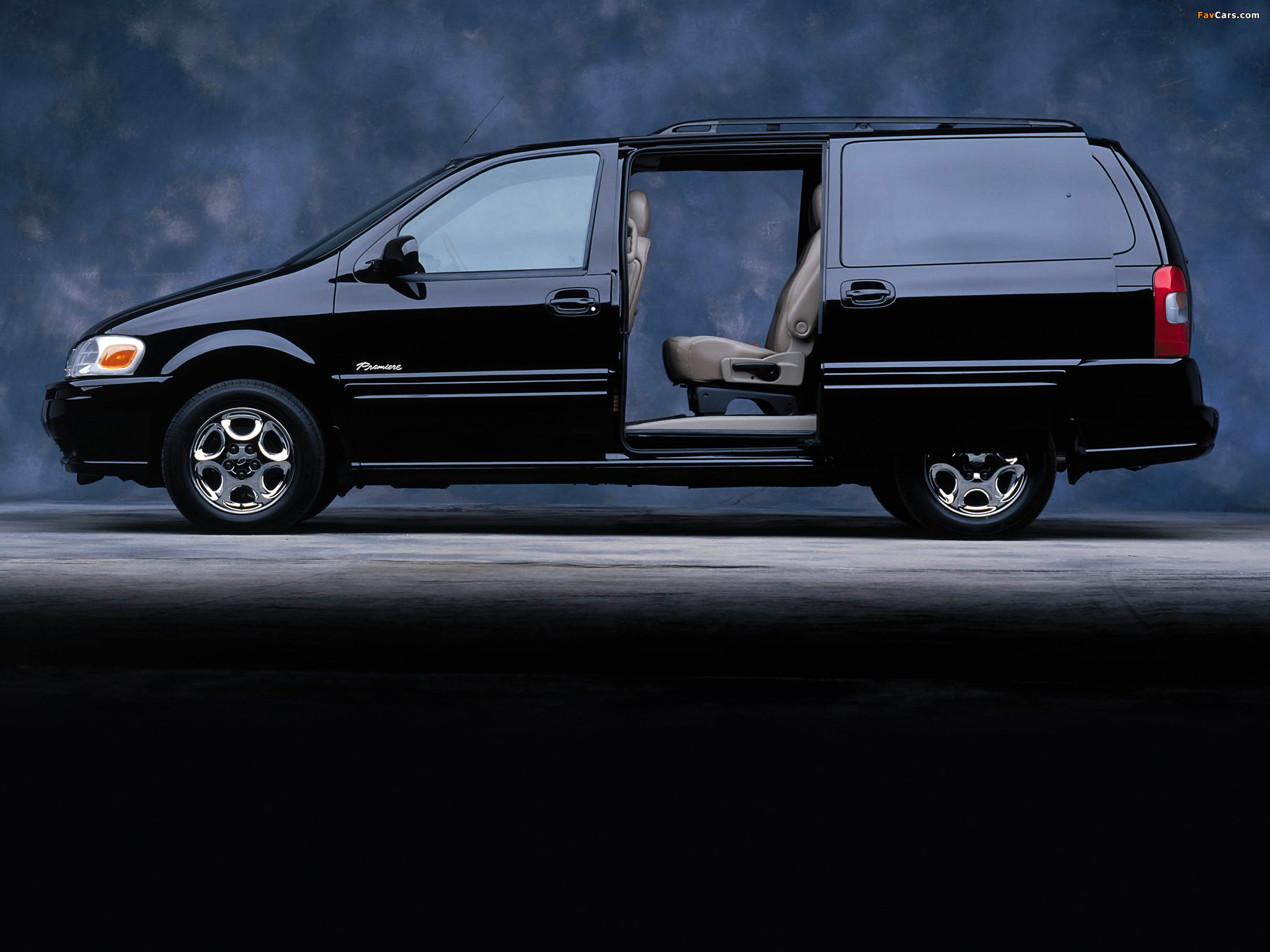 Oldsmobile Silhouette 1996–2004 photos (2048 x 1536)