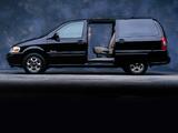 Oldsmobile Silhouette 1996–2004 photos