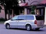 Photos of Oldsmobile Silhouette 1996–2004
