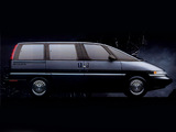 Pictures of Oldsmobile Silhouette 1989–96
