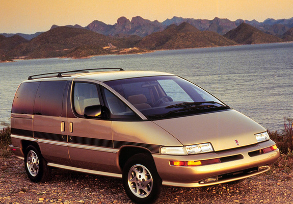 Oldsmobile Silhouette 198996 Wallpapers
