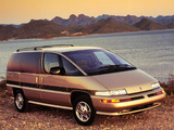 Oldsmobile Silhouette 1989–96 wallpapers