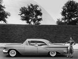Oldsmobile Starfire 98 Holiday Sedan 1957 photos