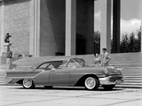 Oldsmobile Starfire 98 Holiday Sedan 1957 wallpapers