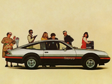 Oldsmobile Starfire Firenza 1978 pictures