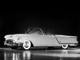 Photos of Oldsmobile Starfire Convertible Concept Car 1953