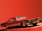 Oldsmobile Starfire 2-door Hardtop Coupe 1966 wallpapers