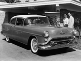 Images of Oldsmobile Super 88 2-door Sedan 1954