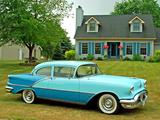 Oldsmobile Super 88 2-door Sedan 1956 wallpapers