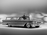 Oldsmobile Super 88 Fiesta Station Wagon (3535) 1959 pictures