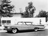 Oldsmobile Super 88 Holiday Sport Sedan (3539) 1960 pictures