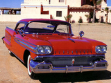 Photos of Oldsmobile Super 88 Holiday Coupe (3637SD) 1958