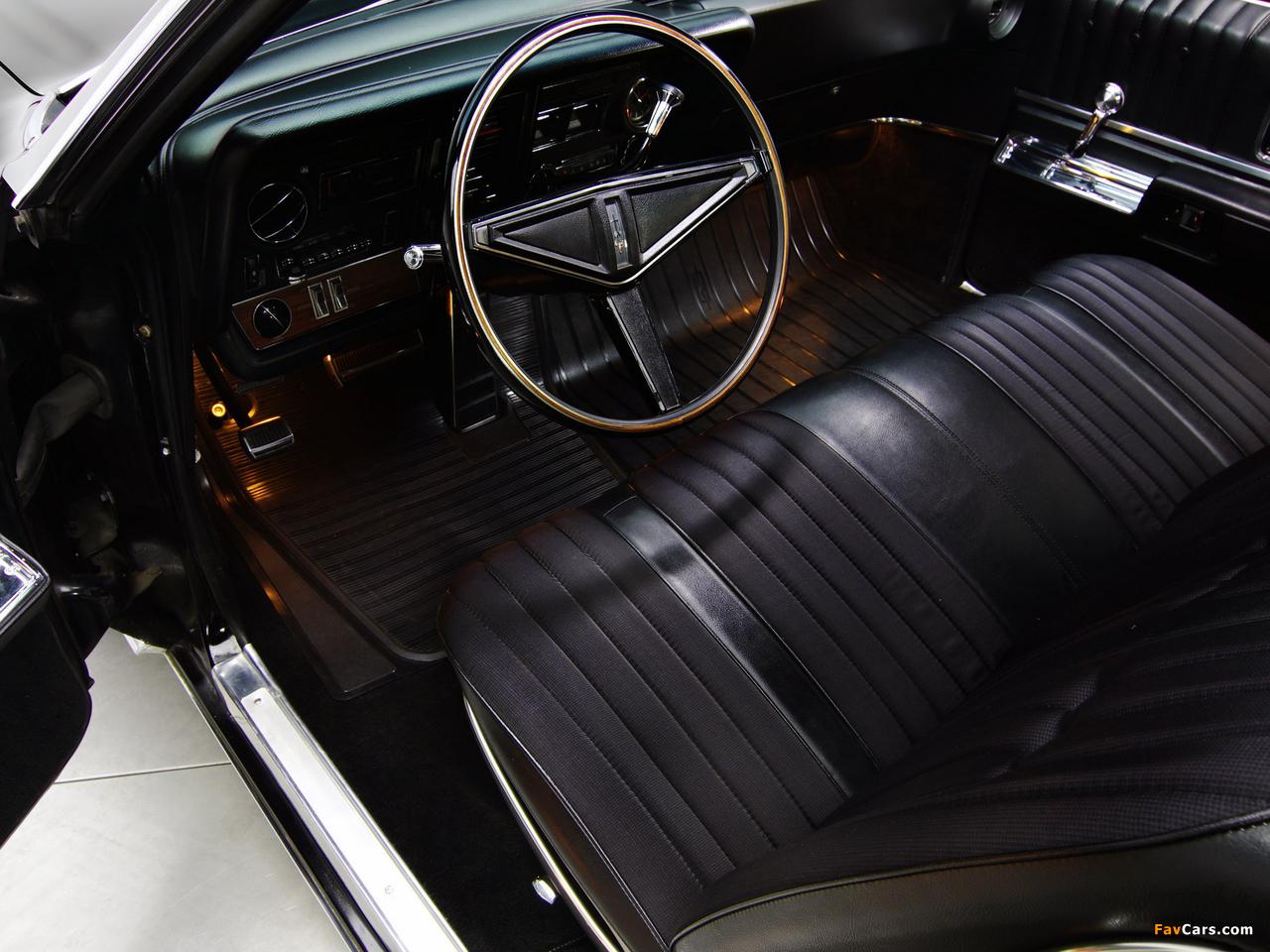 Oldsmobile Toronado (9487) 1968 photos (1280 x 960)
