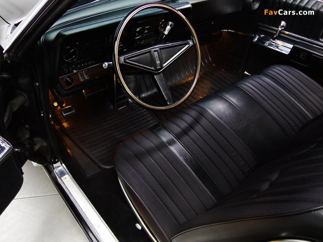 Oldsmobile Toronado (9487) 1968 photos (640 x 480)