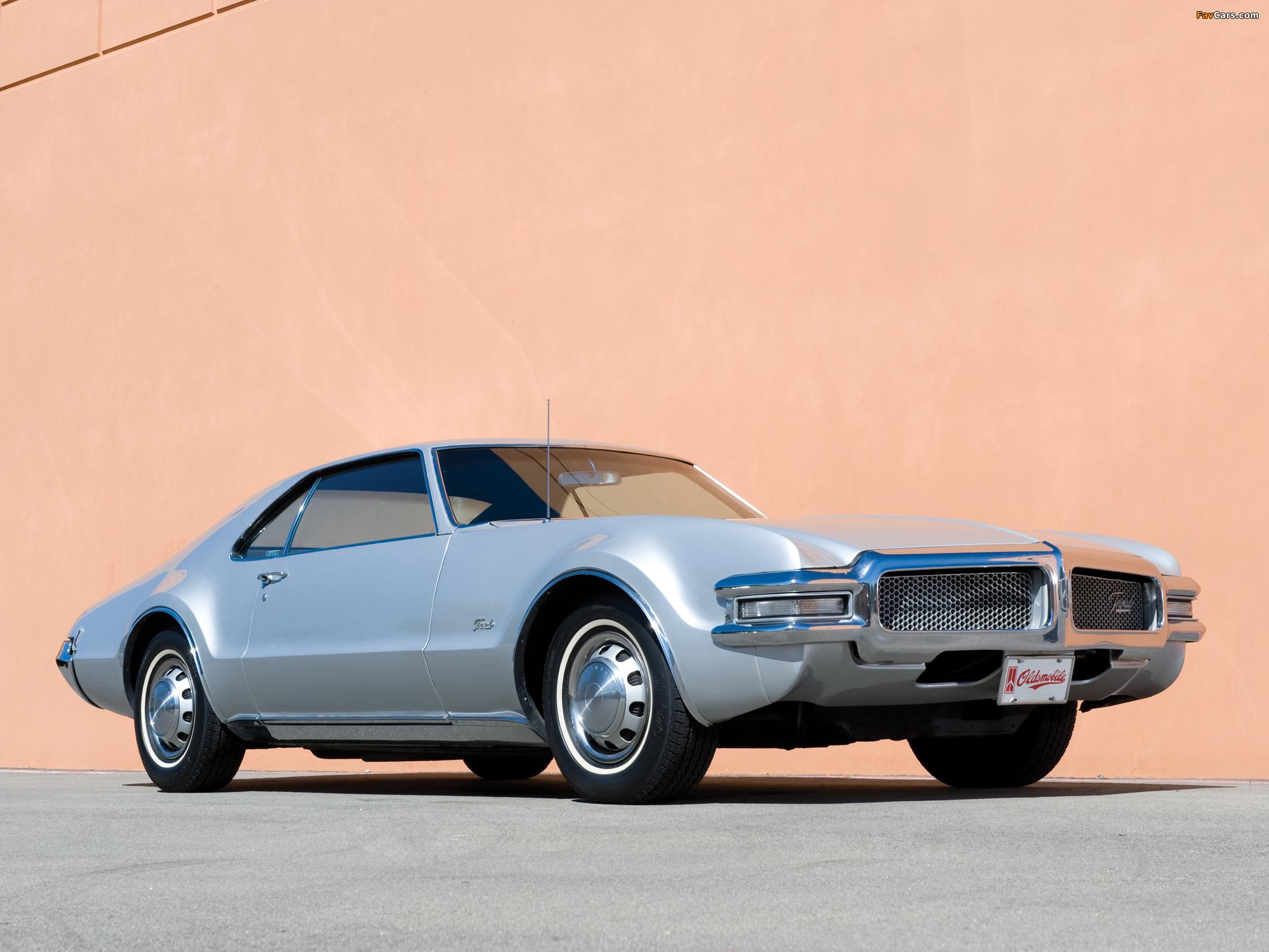 Pictures of Oldsmobile Toronado (9487) 1968 (2048 x 1536)