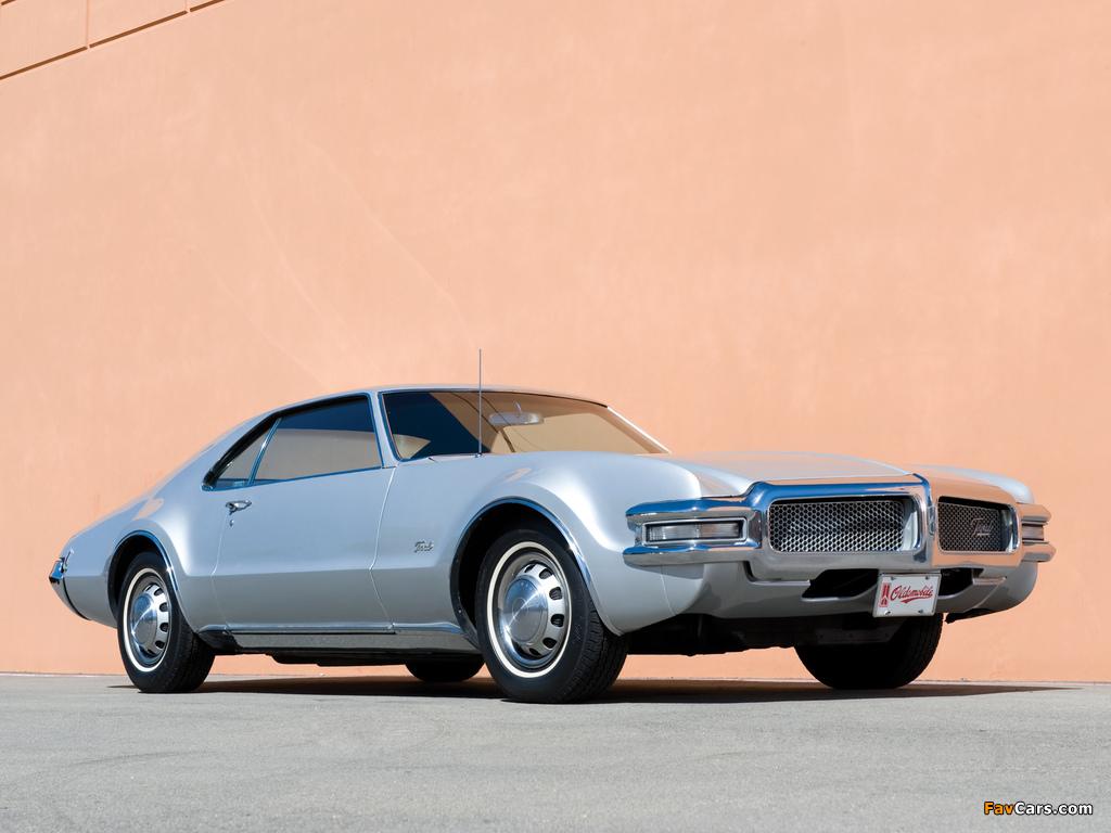 Pictures of Oldsmobile Toronado (9487) 1968 (1024 x 768)