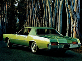 Oldsmobile Toronado (Y57) 1972 wallpapers