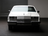 Oldsmobile Toronado Brougham 1981 wallpapers
