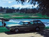 Oldsmobile Vista Cruiser Custom 1968 pictures