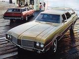 Pictures of Oldsmobile Vista Cruiser 1972
