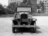 Photos of Opel 1.8 Liter Saloon 1931–33