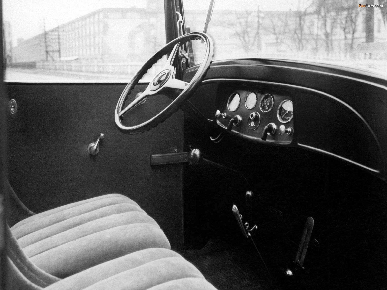 Opel 1.8 Liter Saloon 1931–33 wallpapers (1600 x 1200)