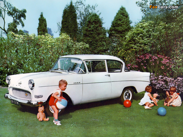 Opel 1200 1959–62 pictures (640 x 480)