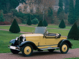 Opel 4/20 PS Sports Two Seater 1930 photos