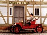 Photos of Opel 4/8 PS Doktorwagen 1909–10