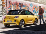 Images of Opel Adam Slam OPC Line Pack 2013