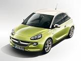 Opel Adam Jam Splash Design 2013 images