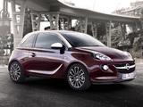 Opel Adam Glam 2013 images