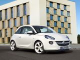 Opel Adam White Link 2013 images