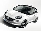 Opel Adam Black Pack 2013 pictures