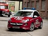 Opel Adam Feuerwehr 2013 wallpapers