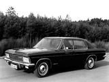 Opel Admiral (B) 1969–77 photos