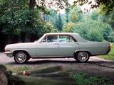Photos of Opel Admiral (A) 1964–68
