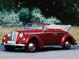 Opel Admiral Cabriolet 1938–39 wallpapers