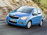 Images of Opel Agila (B) 2008