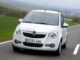 Images of Opel Agila ecoFLEX (B) 2009