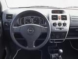 Opel Agila (A) 2004–07 photos