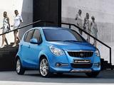 Irmscher Opel Agila (B) 2008 images