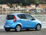 Opel Agila (B) 2008 images