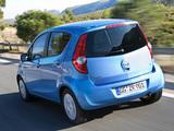 Opel Agila (B) 2008 photos